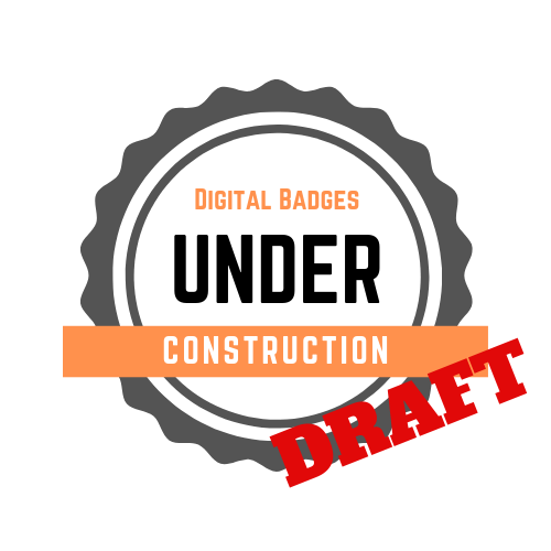 Wrapping Up a Semester of Digital Badging